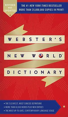 Webster's New World Dictionary by World Webster's New - Paperback - NEW - Book
