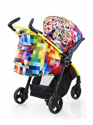 COSATTO Fly Travel System (Pixelate)