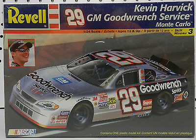 29 Goodwrench Kevin Harvick Gm Parts Chevy Monte Carlo Revell Sealed Model Kit