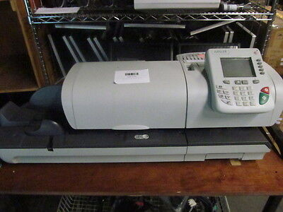 Hasler IM-440 Plus Mailing Machine With Feeder Sealer and Scale USPS Postage