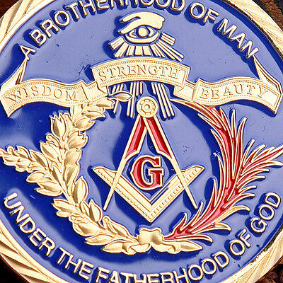 A Brotherhood of Men, Under the Fatherhood of God, Physische Gedenk münzen