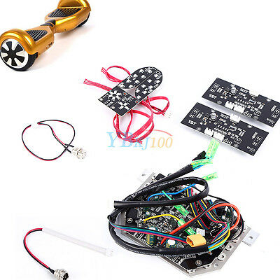 LED Indicator Replacement Motherboard Circuit Board Set CL For Balance Scooter