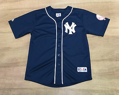 New York Yankees - Youth 10-12 Years Old - Derek Jeter - MLB Baseball Jersey
