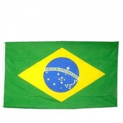 Unknown Brazil Flag 3x5 Brand NEW 3ft x 5ft BRAZILIAN Banner