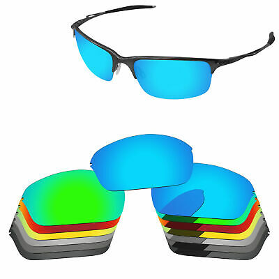 Polarized Replacement Lenses For-Oakley Half Wire 2.0 Sunglasses Multi-Options