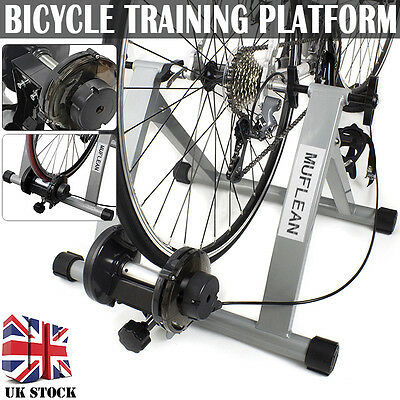 New Turbo Trainer Indoor Folding Exercise Bike For Cycle/bicycle Training