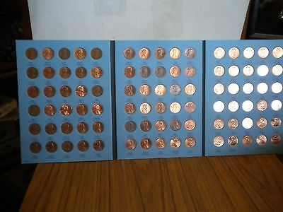 90 Coin Lot Complete 1975-2013 With 2009 8 Coin Bicentennial Set Whitman Folder