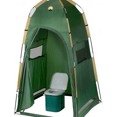Camping Privacy Tent Shelter Outdoor Portable Toilet Bathroom Changing Room Camp
