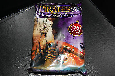 Pirates at Ocean's Edge Booster Pack Pocketmodel Game SEALED NEW