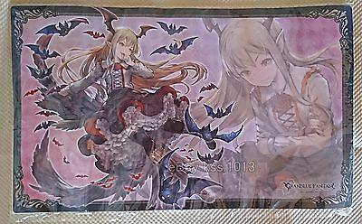 Granblue Fantasy TCG OFFICIAL Flexible Rubber Play Mat Vania Ver. Limited  Item
