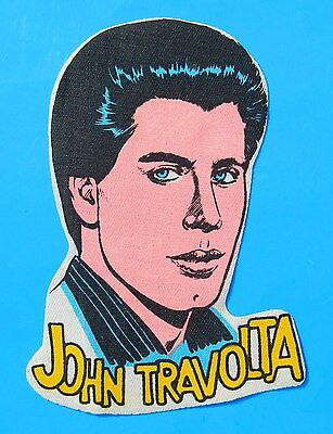 Vintage & Rare Saturday Night Fever John Travolta Mexican Patch # 2
