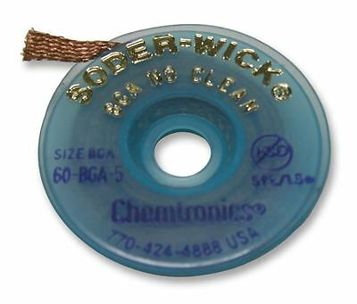 CHEMTRONICS - Solder Wick Bga No-Clean Sd