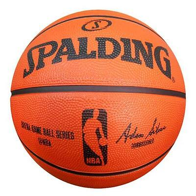 NEW IN PACKAGING Spalding Official NBA Arena Game Ball Series Basketball
