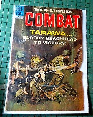 War Stories Combat Dell Comics Silver Age CB656