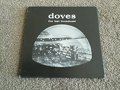 Doves - The Last Broadcast - Promo 5x Postcard Set Limited Edition - Manchester