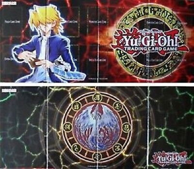 Yugioh Legendary Coll. 4 Joey World's Double Sided Play Mat