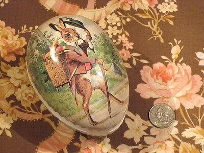 Antique Reproduction Papier Mache Paper Mache German Easter Egg