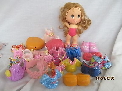 Fisher Price Snap N' Style doll lot