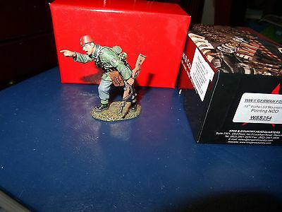 King And Country  Wwii German Forces - Figures - Wss254