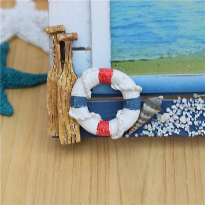 Nautical Wooden Style Picture Photo Frame Home Office Work Ornament Gift