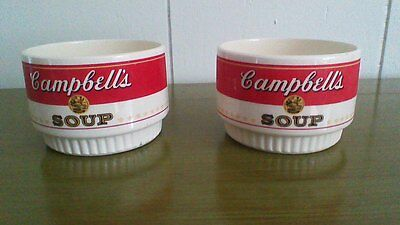 Vintage Campbell's Soup Cups, USA