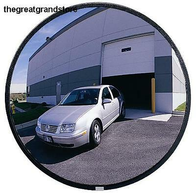 "See All NO26 Circular Glass Heavy Duty Outdoor Convex Security Mirror 26"".. Pack"