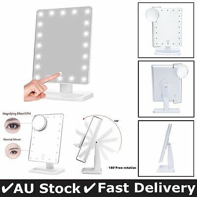 Lighted Makeup Mirror Beauty Vanity Mirror With Lights Cosmetic Light Up Mirror