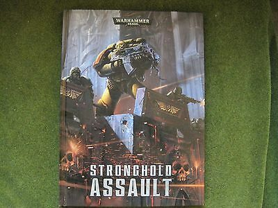 Stronghold Assault Rulebook - Army 40k