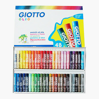 Giotto Olio Oil Pastels Set of 48