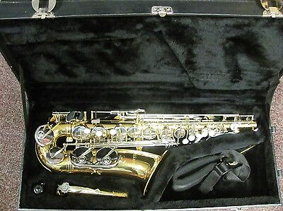 Leblanc Alto Sax, Nice Condition with Mouthpiece, Case & Access, Ready to Play