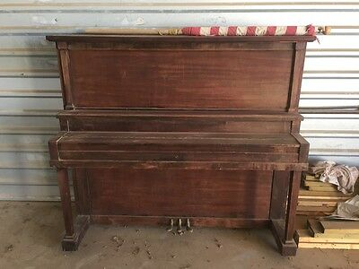 Lindeman & Sons Upright Piano