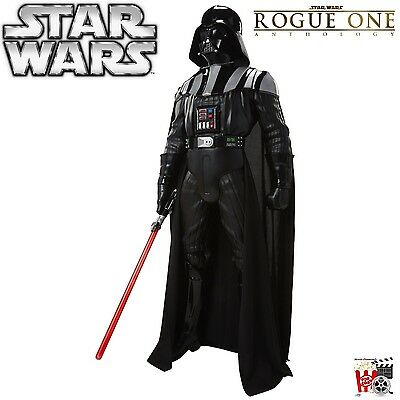 Deluxe Sith Lord Darth Vader 1:1 Replica (Star Wars) Statue / Figur Life-Size
