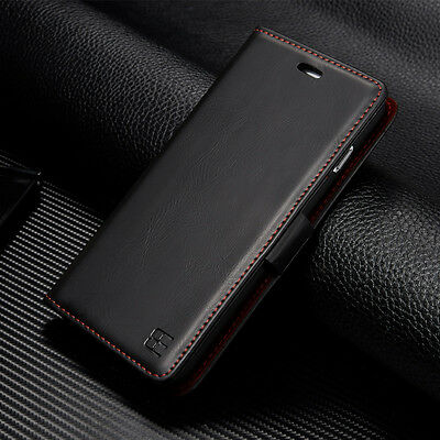 Luxury Genuine PU Leather Flip Wallet Case Cover For iPhone XR XS Max X 8 7 6S