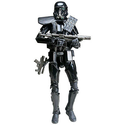 """7"""" Star Wars Story Imperial Death Trooper Action Figure PVC Toy"""