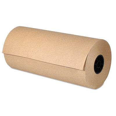 Boardwalk Kraft Paper, 48 in x 612 ft, Brown