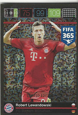 Limited Edition Panini Adrenalyn XL Trading Cards FIFA 365 choose aussuchen XXL
