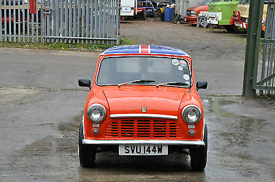 Austin Mini Van 1275 South African Import *deposit Taken, See Our Other Items*