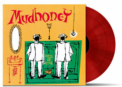 MUDHONEY Piece Of Cake 180gm RED NUMBERED Vinyl LP 2014 NEW & SEALED MoV