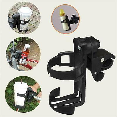 Sports Adult Bicycle Milk Bottle Stand Holder Rotating Baby Stroller Pushchair