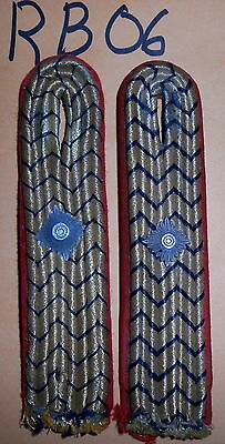 RB06 shoulder boards of a train driver, pre the DDR
