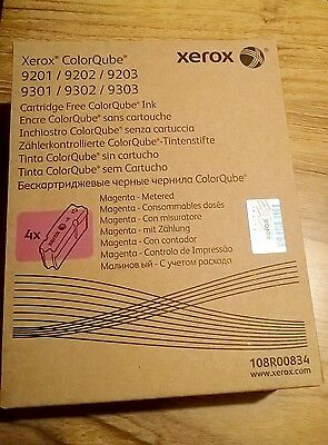ORIGINAL XEROX COLORQUBE INK FOR 9201/9202/9203 etc 3 COLOURS AVAILABLE**BNIB**