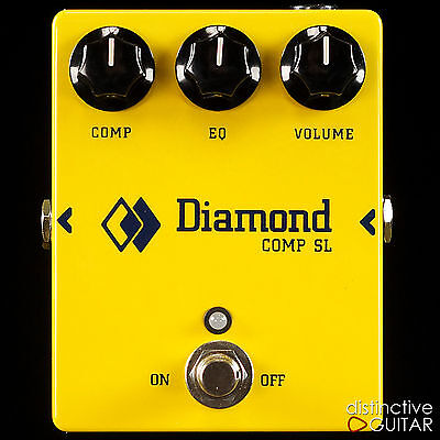 New Diamond Effects Optical Compressor / Compression Sustainer Comp Sl Limited