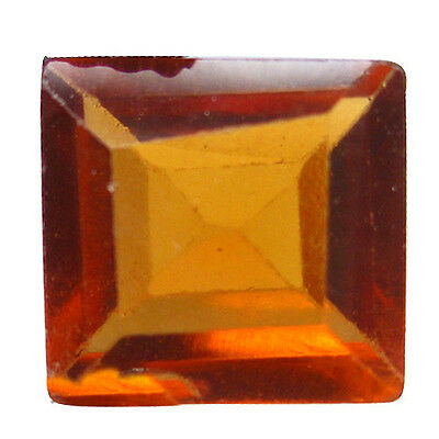 1.39 Ct  Stunning Fire  100% Natural   Hessonite Garnet Loose Gemstones
