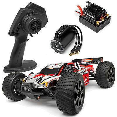 HPI Trophy Truggy Flux RTR 2,4 GHz TF-11 # H107018