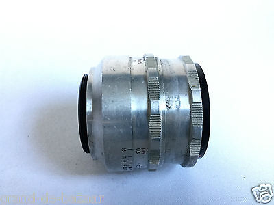 Carl Zeiss Jena TESSAR 2.8 / 50mm M42 Screw Mount Lens For Spares