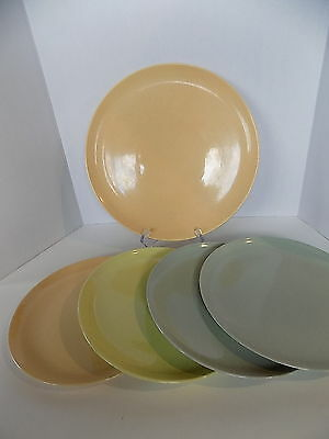 Taylor Smith Taylor Pebbleford Dinner Chop Plates Multi Color Lot