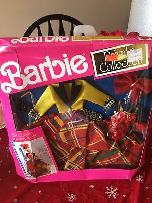 Vintage Barbie Doll Private Collection Nrfb From 1991