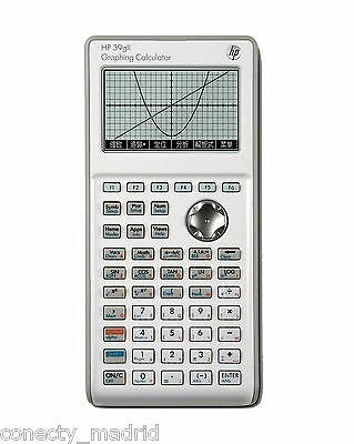 Calculadora Grafica Hp 39Gll Graphing Calculator - P/n: Nw249Aa#b1S