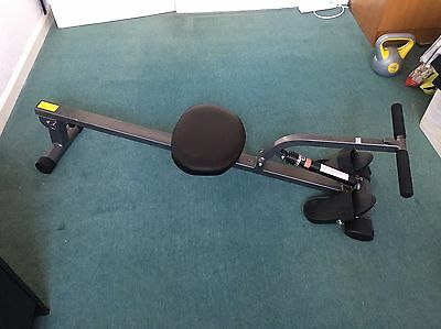 Pro Fitness rowing machine - Used Once!! (inc. Workout Monitor)