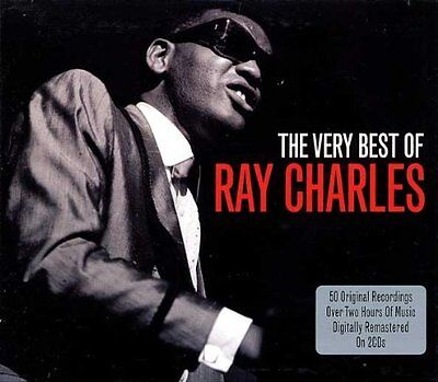 Ray Charles - The Very Best Of - Greatest Hits Collection 2 Cd New